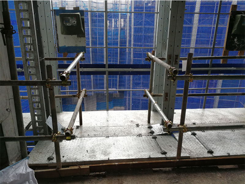 Formwork for High Rise Building