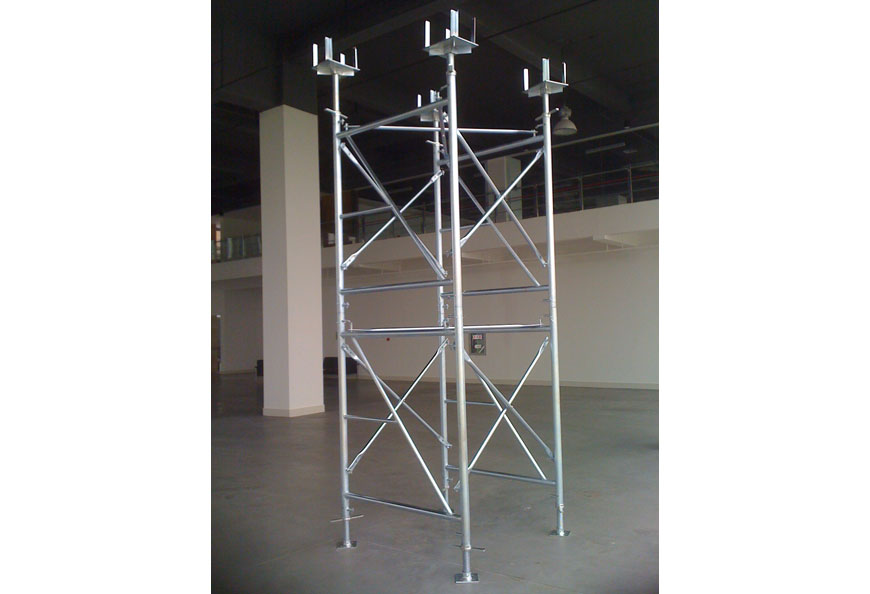 The fast assembly and high bearing capacity shoring tower TST60