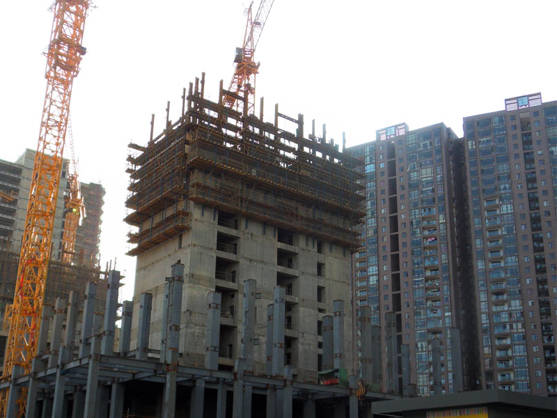 High Rise Concrete Forming