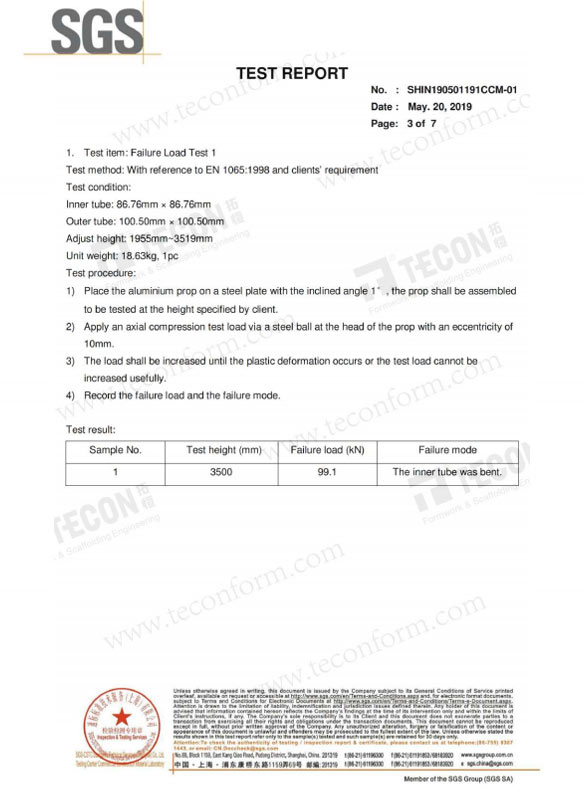 TMP350 Test Report 3