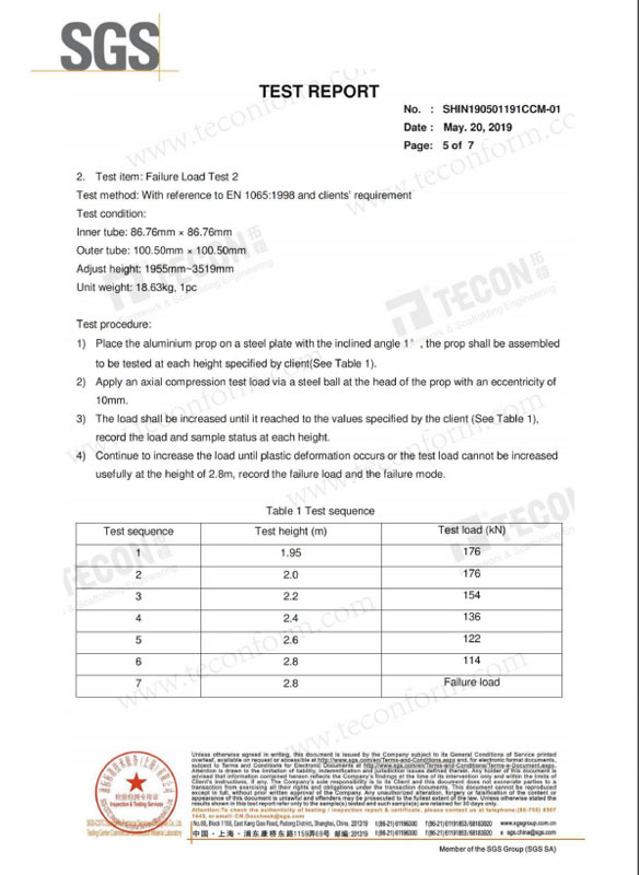 TMP350 Test Report 5
